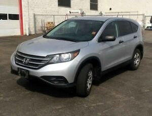 2013 Honda CR-V LX | CERTIFIED + E-Tested