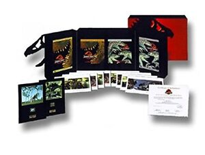 Jurassic Park & Lost World (Limited Collectors Edition Box Set) Prince George British Columbia image 1