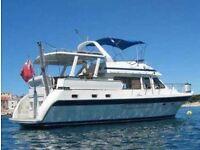 Holiday Let Luxury Motor Yacht