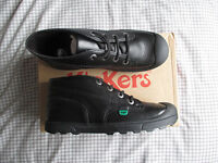 Kickers Plunk Ankle Boots size 5