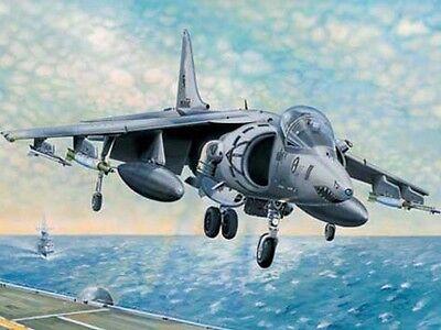 eduard AV-8B Harrier II interior Ätzteile 1:32 Trumpeter Modell-Bausatz NEU kit