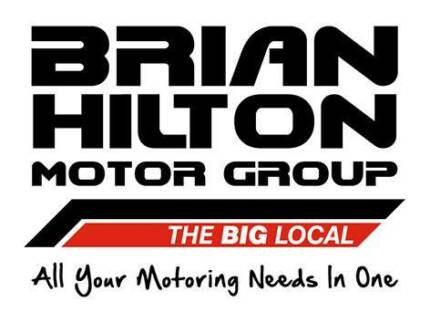 Brian Hilton Motor Group  Clearance Cars Lisarow