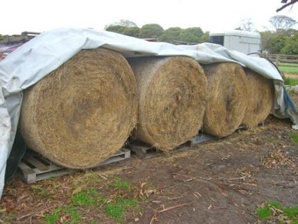 Round Hay Bales Keysborough Greater Dandenong Preview