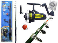 Fishing Tackle Pack Rod