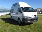 Toyota Hiace Automatic 5 Person Hi top Campervan Botany Botany Bay Area Preview