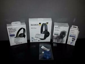 Sony Stereo, Sony Noise Cancelling HeadPhones