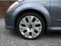 "Wanted Citroen c4 17"" alloy wheels"