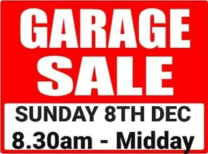 Garage Sale This Sunday Rooty Hill NSW 2766