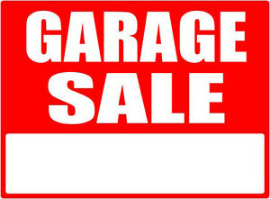 Multi Family sale during Wingham's annual garage sale weekend