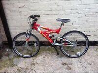 Mountain Bike (Junior Sized/Small Adult)