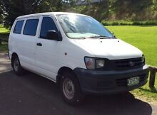 Toyota Townace Van 1999 - Reliable Small Van! Currumbin Gold Coast South Preview