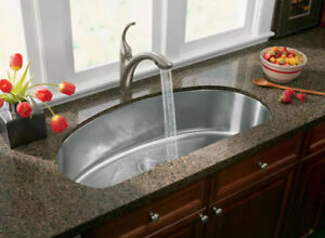 KOHLER Forté Single-Control Pullout Kitchen Sink Faucet