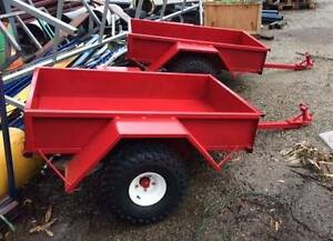 Single Axle ATV Trailer Maddington Gosnells Area Preview