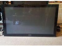 Samsung Plasma TV. 50 Inch Screen