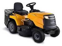 New Ride on mowers