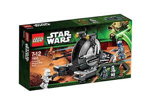 LEGO® 75015 Star Wars Corporate Alliance Tank Droid Jango Fett Troope Neu OVP