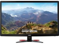 Acer GF276 27Inch Monitor PS4 Black