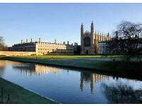 Tour Guides 10am-4pm £60-100 pd (Flexible on days)