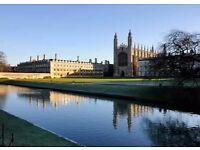 Walking tours of Cambridge for non-native speakers