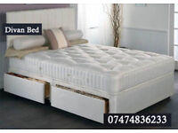 divan bed double with luxury memory orto IelQ