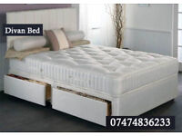 divan bed double with luxury memory ortho Tn