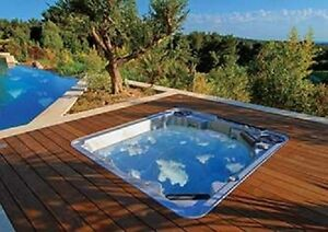 Hydropool Self Cleaning Hot tubs and spas - @ Everything H2O Ltd
