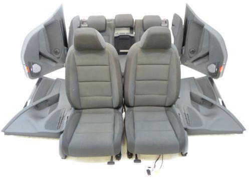 golf 4 sitze sitzheizung ebay. Black Bedroom Furniture Sets. Home Design Ideas