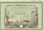 Historische Wertpapiere