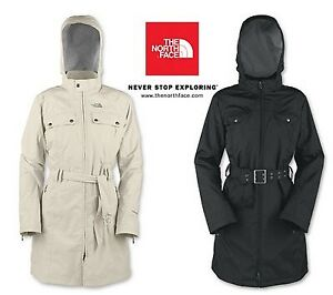 The North Face women's raincoat -Hyvent, size M
