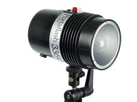 Portaflash Studio Kit comes with a pair of 336VM flash heads.