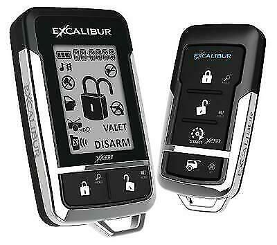 Excalibur AL-1870-3DB Remote Start 2-Way with 3D Motion