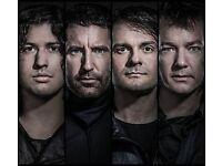 2 x Nine Inch nails tickets - London royal festival hall