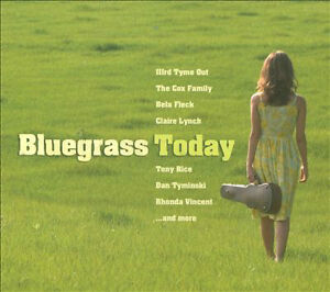 Bluegrass Today-Great modern collection