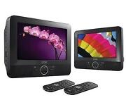Dual Portable DVD Player