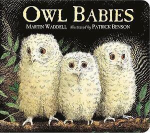 Owl Babies By Martin Waddell - Patrick Benson