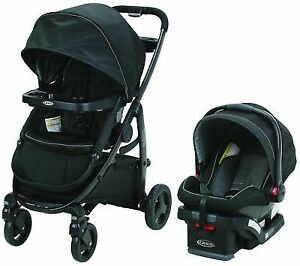 Graco Baby Modes Travel System Stroller W Infant Car Seat Dayton