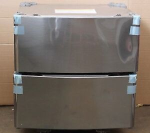 2 brand new stainless steel laundry pedestals