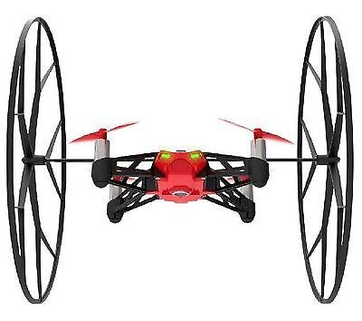 The rolling spider is a distinctive beast of a drone