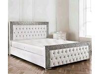 ▪️▪️ New Premium Quality Price White Leather Princess Glitter ▪️▪️