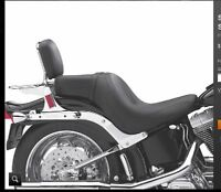 Deep Bucket Seat for Harley Soft Tail