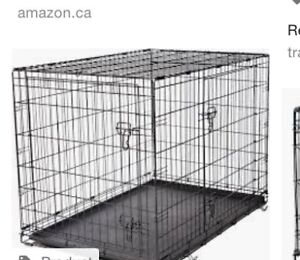 ISO DOG CRATE