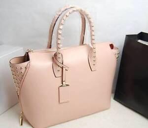 Brand new Genuine Italian leather Ladies studded handbag St Marys Penrith Area Preview