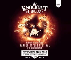 Knocknout Circuz Ticket Newtown Inner Sydney Preview