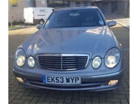 Mercedes-Benz E Class 2.7 AVANTGARDE E270 CDI AUTOMATIC CALL 07479 320160