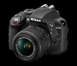Nikon d3300 body only Taringa Brisbane South West Preview
