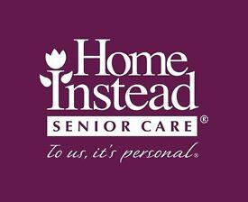 Part-time care assistant