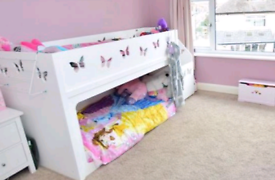 Deluxe Childrens Bunk Beds
