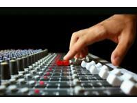 PA sound system hire