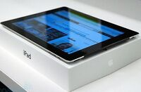 iPad Retina (32GB Black)