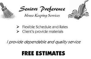 In Home Cleaning Services Kitchener / Waterloo Kitchener Area image 1